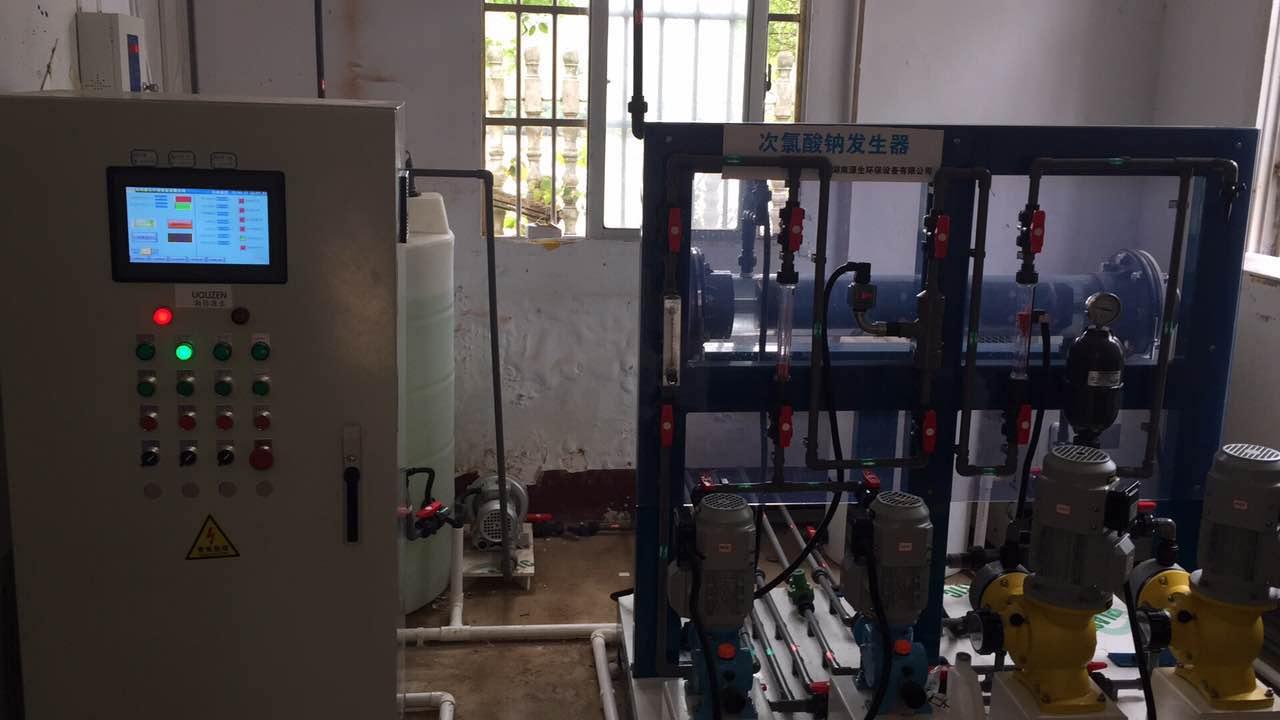 医院污水专用次氯酸钠发生器,如何选择