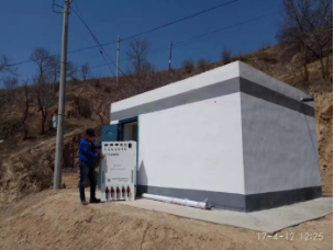 黄杨司水厂,湘怡源生二氧化氯发生器运行平稳