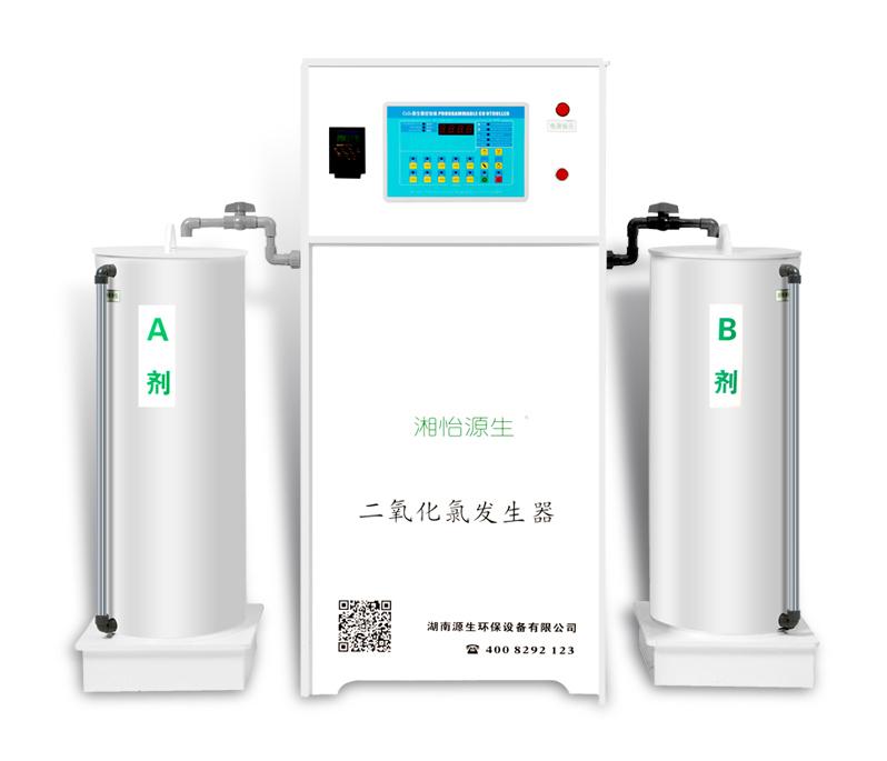 二次供水消毒二氧化氯发生器