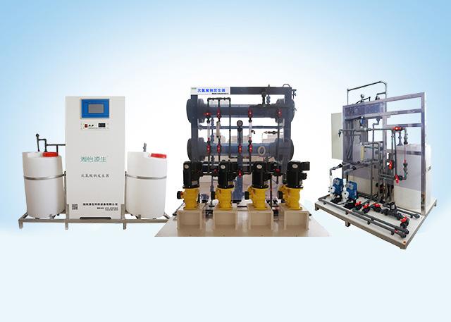 油田回注水次氯酸钠发生器